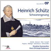 Schütz: Schwanengesang. Complete recording, Vol. 16 (Rademann)
