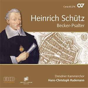 Schütz: Becker-Psalter. Complete recording, Vol. 15 (Rademann)