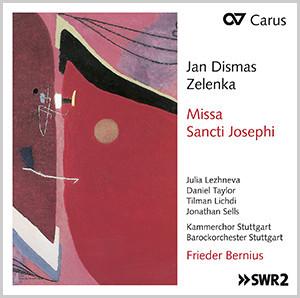 Zelenka: Missa Sancti Josephi (Bernius)