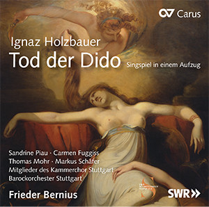 Holzbauer: The Death of Dido (Bernius)