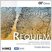 Ligeti: Requiem (Bernius)