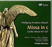 "Mozart: Missa in c ""Große Messe"" KV 427 (Bernius)"