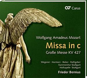 """Mozart: Missa in c """"Große Messe"""" KV 427"""