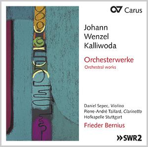 Johann Wenzel Kalliwoda: Orchesterwerke / Bernius