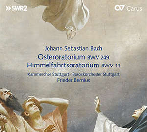 Bach, Johann Sebastian: Easter Oratorio BWV 249 & Oratorio for Ascension Day BWV 11