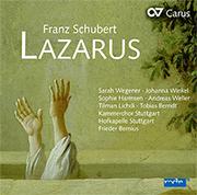 Franz Schubert: Lazarus (Bernius)