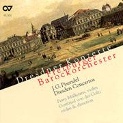 Pisendel: Concerti con varii strumenti. Dresdner Konzerte (FBO)