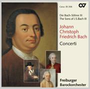 Johann Christoph Friedrich Bach: Sinfonias + Concerto
