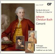 Johann Christian Bach: Concerti