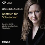 J.S. Bach: Kantaten für Solo-Sopran / Mields