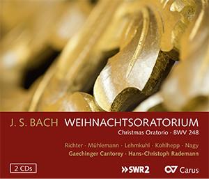 J. S. Bach: Weihnachtsoratorium (Rademann)