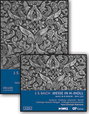 Bach: Messe in h-Moll, 2 CDs (Rademann)