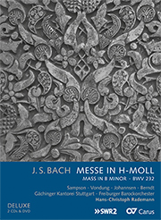 Bach: Messe in h-Moll (Edition Deluxe) (Rademann)