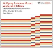 Mozart: Vesperae & Litania (Carus Classics)