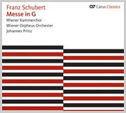 Schubert: Messe in G (Carus Classics)