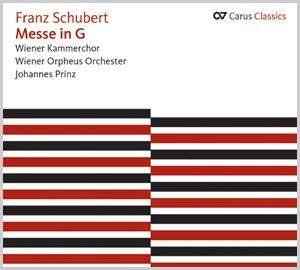 Schubert: Messe in G (Carus Classics)