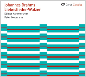 Brahms: Liebeslieder-Walzer (Carus Classics)