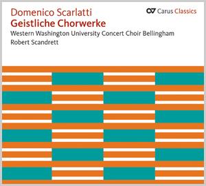 Scarlatti: Geistliche Chorwerke (Carus Classics)