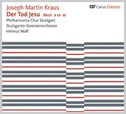 Kraus: Der Tod Jesu (Carus Classics)