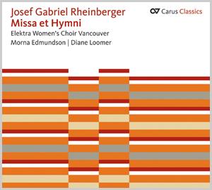 Rheinberger: Missa et Hymni (Carus Classics)