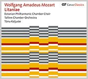 Mozart: Litaniae (Carus Classics)