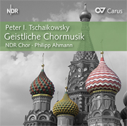Tschaikowsky: Geistliche Chormusik