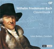 Wilhelm Friedemann Bach: Clavierwerke I