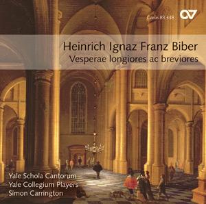 Heinrich Ignaz Franz Biber: Vesperae longiores ac breviores