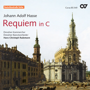 Johann Adolf Hasse: Requiem in C (Rademann)