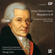 Johann Michael Haydn: Requiem in B (Grün)