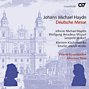 Johann Michael Haydn: Deutsche Messe