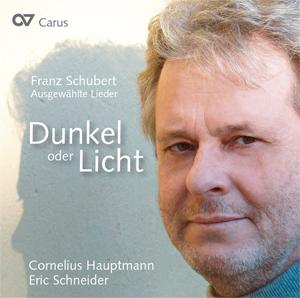 Franz Schubert: Dunkel oder Licht. Ausgewählte Lieder