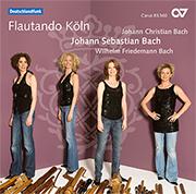 Flautando Köln - Werke für Blöckflötenensemble