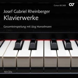 Joseph Gabriel Rheinberger: Sämtliche Klavierwerke (Gesamteinspielung)