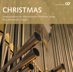 Kay Johannsen: CHRISTMAS. Improvisations on International Christmas Songs
