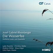 Josef Gabriel Rheinberger: Die Wasserfee