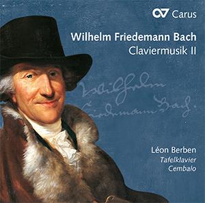 Wilhelm Friedemann Bach: Claviermusik II