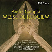 Campra: Messe de Requiem