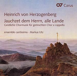 Heinrich von Herzogenberg: Jauchzet dem Herrn, alle Lande