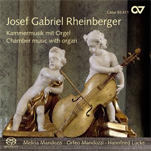 Rheinberger: Kammermusik mit Orgel