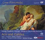 Handel/Mendelssohn: Acis and Galatea