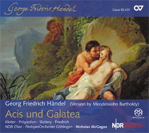 Handel/Mendelssohn: Acis and Galatea