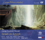 George Frideric Handel: Israel in Egypt