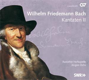 Wilhelm Friedemann Bach: Kantaten II