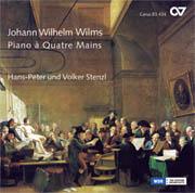Johann Wilhelm Wilms: Piano à Quatre Mains. Klaviersonaten