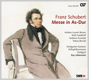 Schubert: Messe in As-Dur
