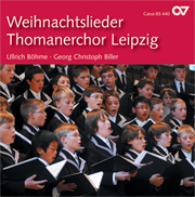Weihnachtslieder mit dem Thomanerchor Leipzig