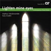 Lighten mine eyes – Contemporary Choral Music