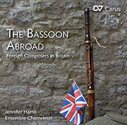 The Bassoon Abroad. Foreign Composers in Britain