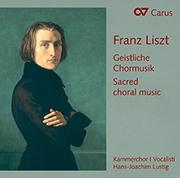 Liszt: Geistliche Chormusik